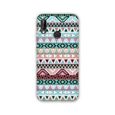 Coque Huawei Y7 (2019) / Y7 Pro (2019) motifs Aztec azteque
