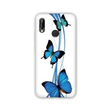Coque Huawei Y7 (2019) / Y7 Pro (2019) papillons