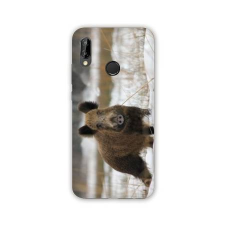 Coque Huawei Y7 (2019) / Y7 Pro (2019) chasse peche