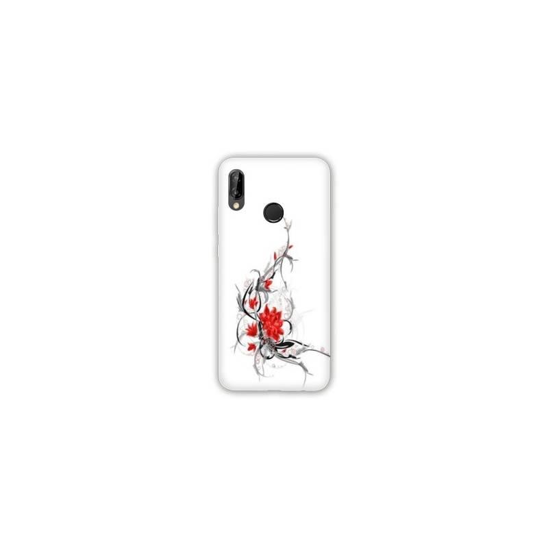 Coque Huawei Y7 (2019) / Y7 Pro (2019) fleurs