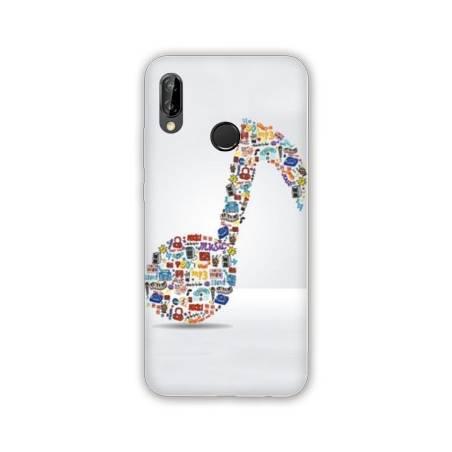 Coque Huawei Y7 (2019) / Y7 Pro (2019) Musique