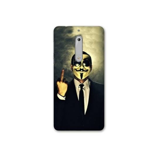 Coque Nokia 7.1 Anonymous