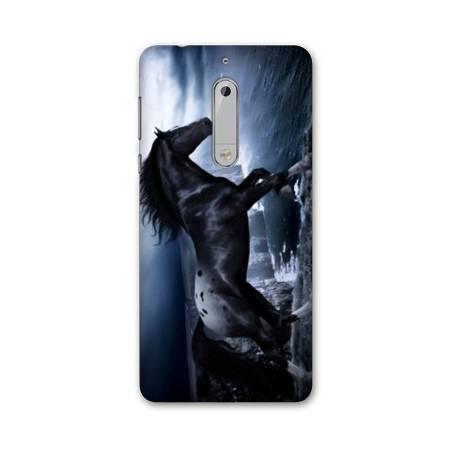 Coque Nokia 7.1 animaux