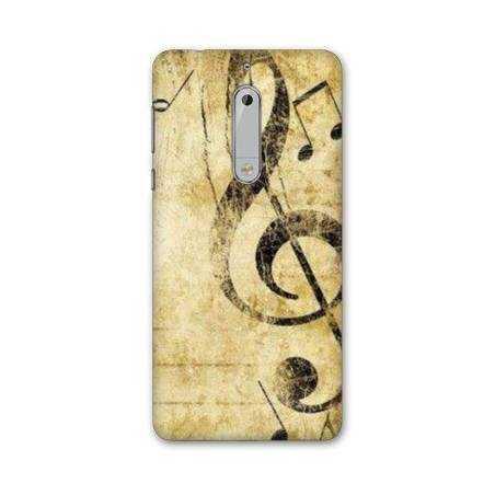 Coque Nokia 7.1 Musique