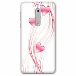 Coque Nokia 7.1 amour