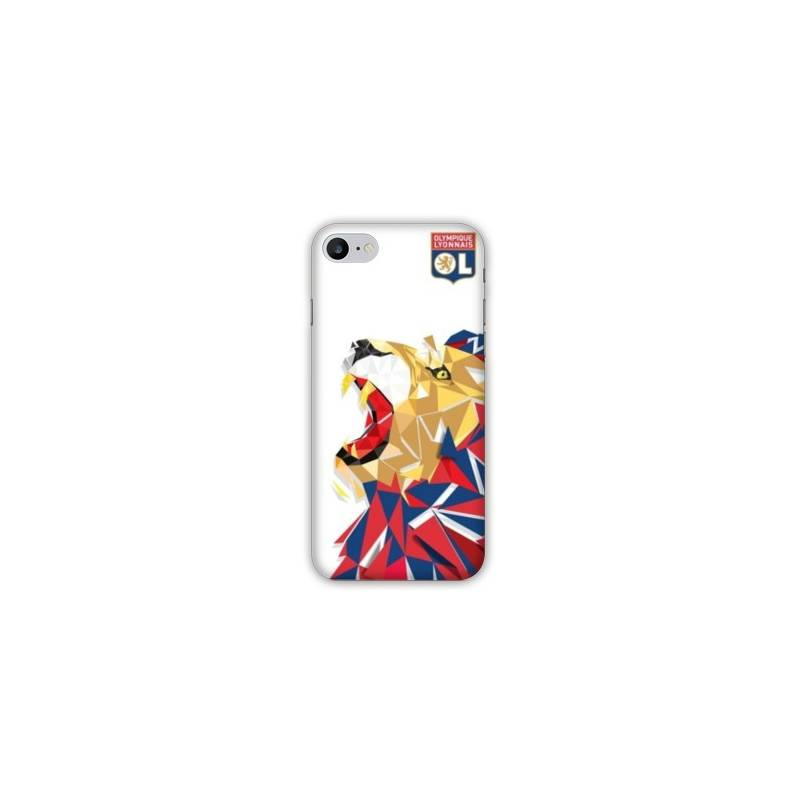 Coque Huawei Honor View 20 License Olympique Lyonnais OL - lion color
