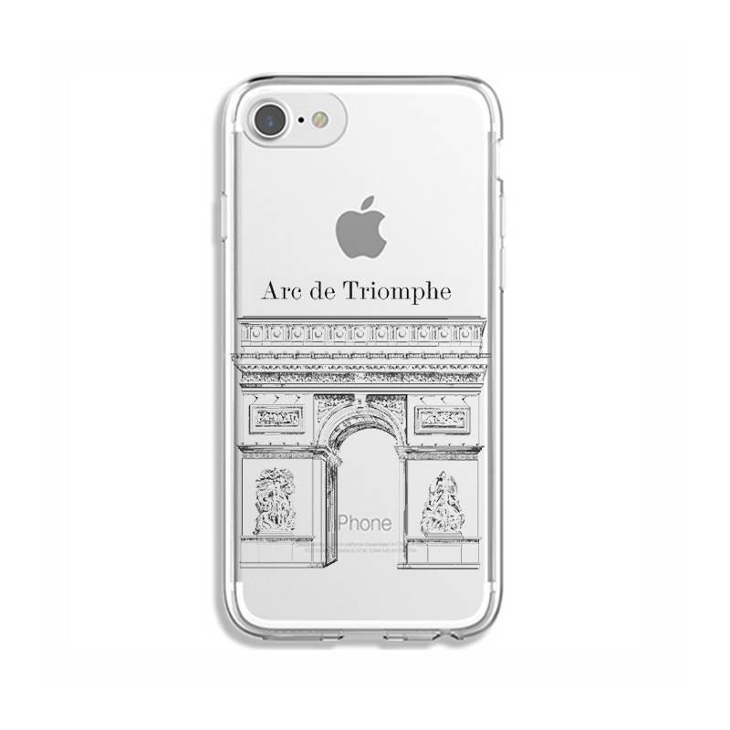 Coque transparente Iphone 7 / 8 Arc triomphe