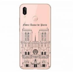 Coque transparente Huawei P30 Lite Notre Dame Paris