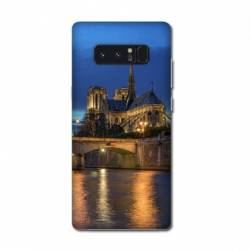 Coque Samsung Galaxy Note 8 Monument