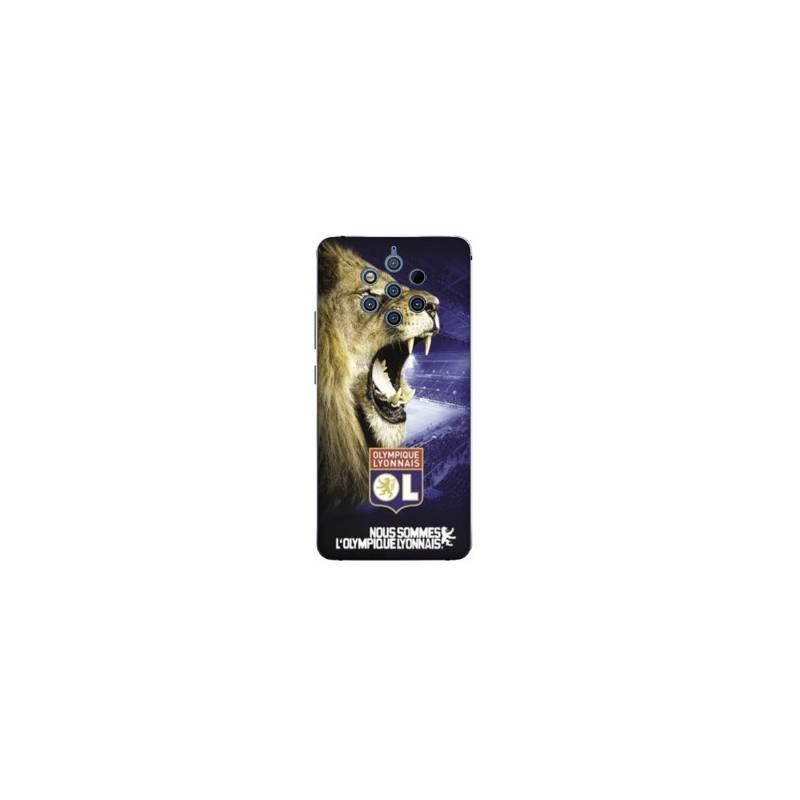 Coque Nokia 9 Licence Olympique Lyonnais - Rage de vaincre