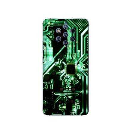 Coque Nokia 9 Pureview Trompe oeil