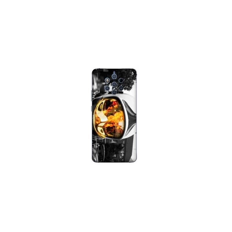 Coque Nokia 9 Pureview pompier police