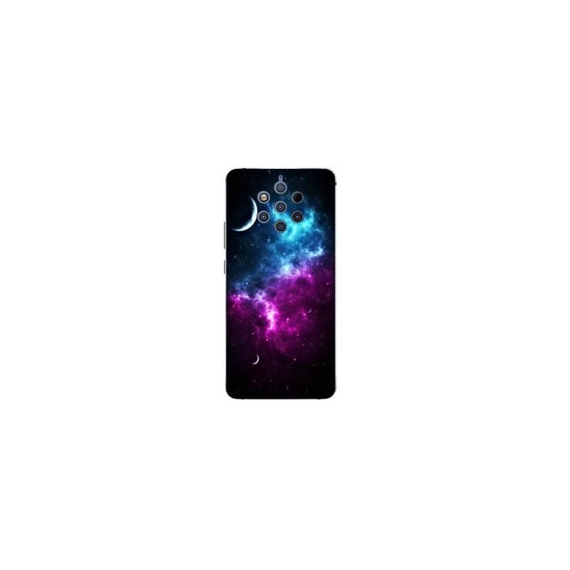 Coque Nokia 9 Pureview Espace Univers Galaxie