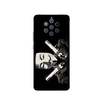 Coque Nokia 9 Pureview Anonymous