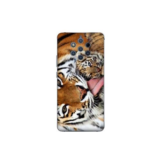 Coque Nokia 9 Pureview felins