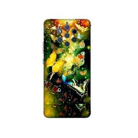 Coque Nokia 9 Pureview papillons