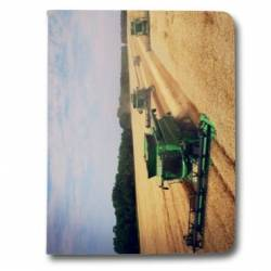 Housse portefeuille Samsung Galaxy TAB A (2018) - T590 Agriculture