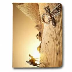 Housse portefeuille Samsung Galaxy TAB A (2018) - T590 Egypte