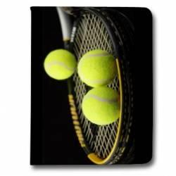 Housse portefeuille Samsung Galaxy TAB A (2018) - T590 Tennis