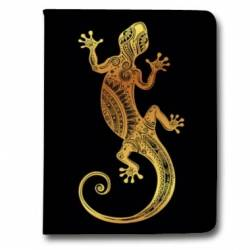 Housse portefeuille Samsung Galaxy TAB A (2018) - T590 Animaux Maori
