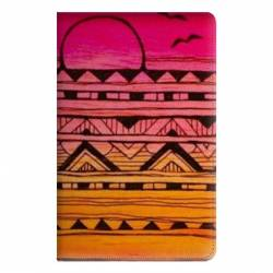 Housse portefeuille Samsung Galaxy TAB A (2018) - T590 motifs Aztec azteque