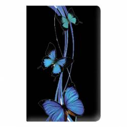 Housse portefeuille Samsung Galaxy TAB A (2018) - T590 papillons