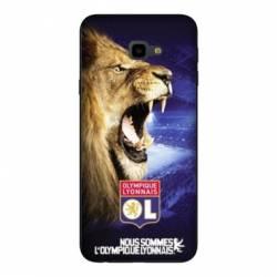 Coque Samsung Galaxy J4 Plus - J415 Licence Olympique Lyonnais - Rage de vaincre