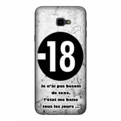 Coque Samsung Galaxy J4 Plus - J415 Humour
