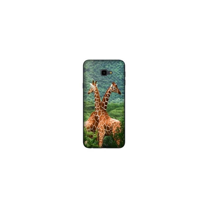 Coque Samsung Galaxy J4 Plus - J415 savane