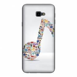 Coque Samsung Galaxy J4 Plus - J415 Musique