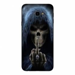 Coque Samsung Galaxy J4 Plus - J415 tete de mort