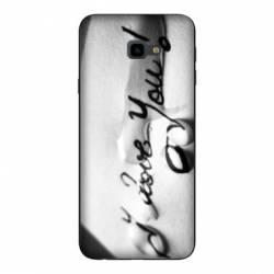 Coque Samsung Galaxy J4 Plus - J415 amour