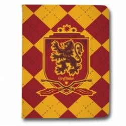 Housse portefeuille Samsung Galaxy TAB A (2018) - T590 WB License harry potter ecole