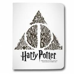 Housse portefeuille Samsung Galaxy TAB A (2018) - T590 WB License harry potter pattern