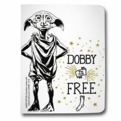 Housse portefeuille Samsung Galaxy TAB A (2018) - T590 WB License harry potter dobby