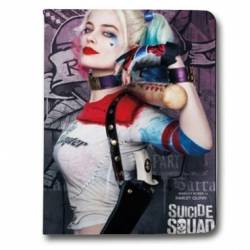 Housse portefeuille Samsung Galaxy TAB A (2018) - T590 Harley Quinn