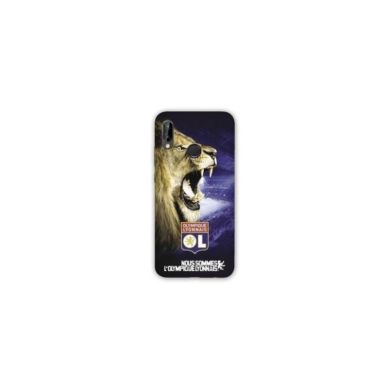Coque Samsung Galaxy A40 Licence Olympique Lyonnais - Rage de vaincre