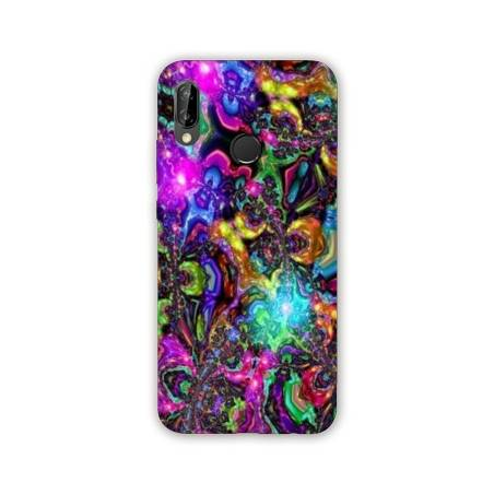 Coque Samsung Galaxy A40 Psychedelic