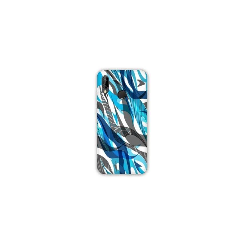 Coque Samsung Galaxy A40 Etnic abstrait