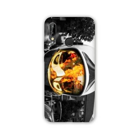 Coque Samsung Galaxy A40 pompier police
