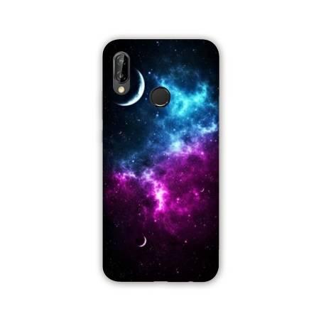 Coque Samsung Galaxy A40 Espace Univers Galaxie