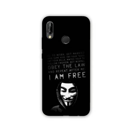 Coque Samsung Galaxy A40 Anonymous
