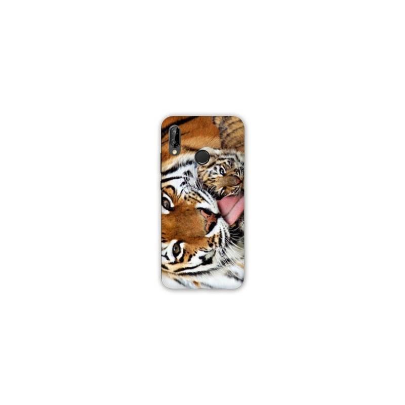 coque samsung a40 tigre