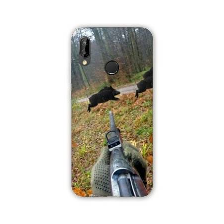 Coque Samsung Galaxy A40 chasse peche