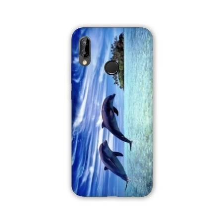 Coque Samsung Galaxy A40 animaux