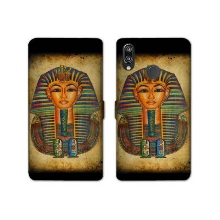 RV Housse cuir portefeuille Samsung Galaxy A40 Egypte