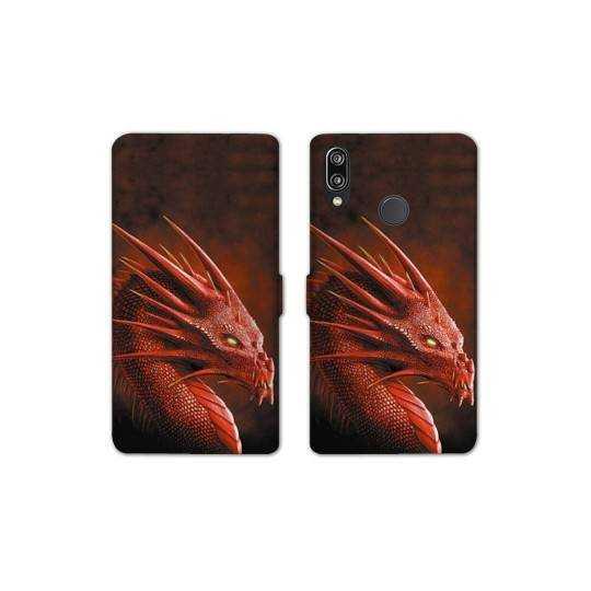 RV Housse cuir portefeuille Samsung Galaxy A40 Fantastique