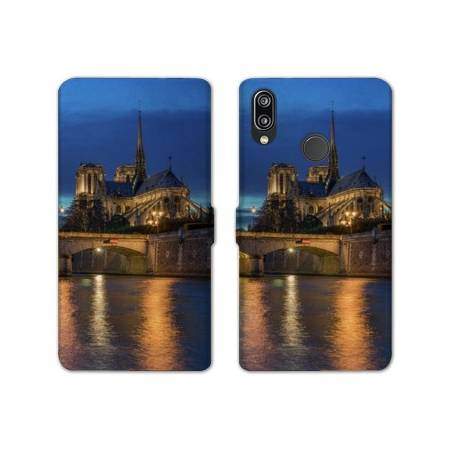 RV Housse cuir portefeuille Samsung Galaxy A40 France