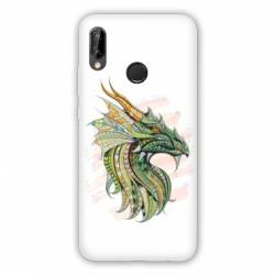 Coque Huawei Y6 (2019) / Y6 Pro (2019) Animaux Ethniques