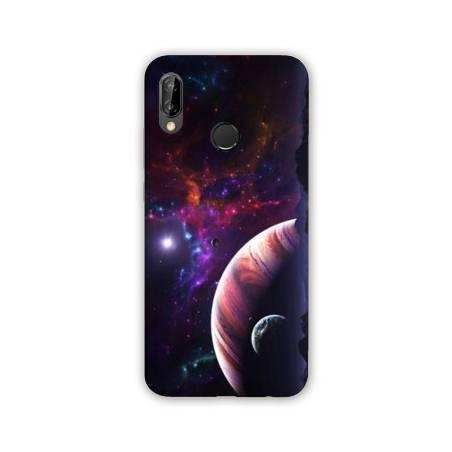 Coque Huawei Y6 (2019) / Y6 Pro (2019) Espace Univers Galaxie